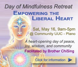 Empowering the Liberal Heart - Day of Mindfulness Retreat