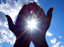 Loving Kindness - Sun in the hands