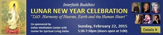 Awakening Heart Lunar New Year 2015
