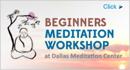 Beginners Meditation Workshop