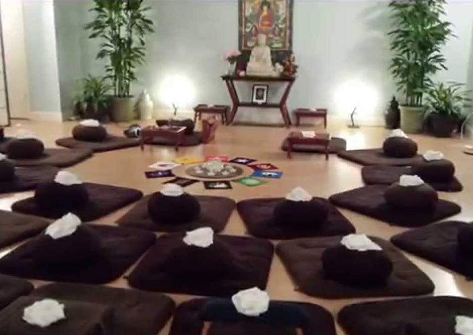 Wake Up Dallas YES at Dallas Meditation Center