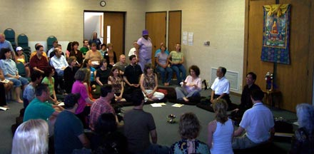 Awakening Heart (Community of Mindful Living, Dallas, Texas