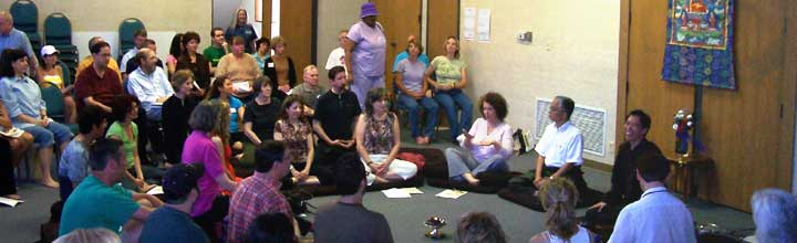 Breath of Life (Interfaith Mindfulness Community) Dallas, Texas